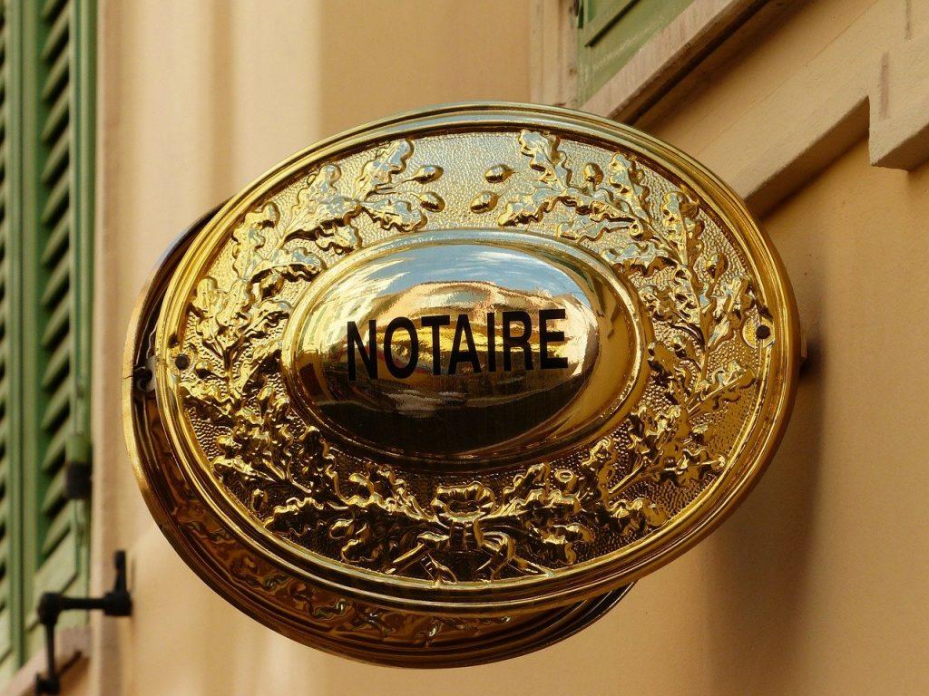 Bouclier Notaire